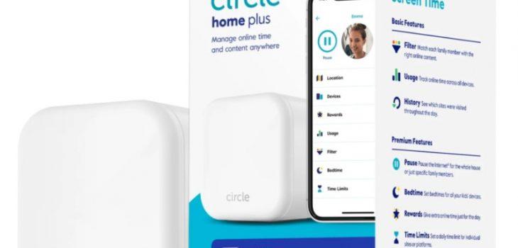 Circle Home Plus
