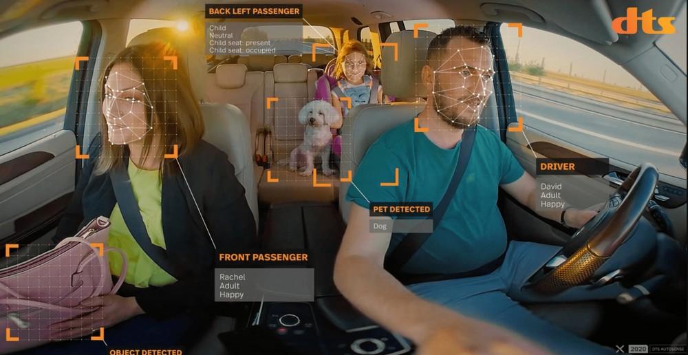 DTS AutoSense - Sistema de Monitoreo de Ocupación para Vehículos