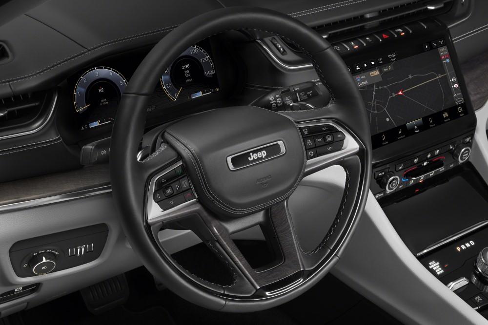 Jeep Grand Cherokee L 2021