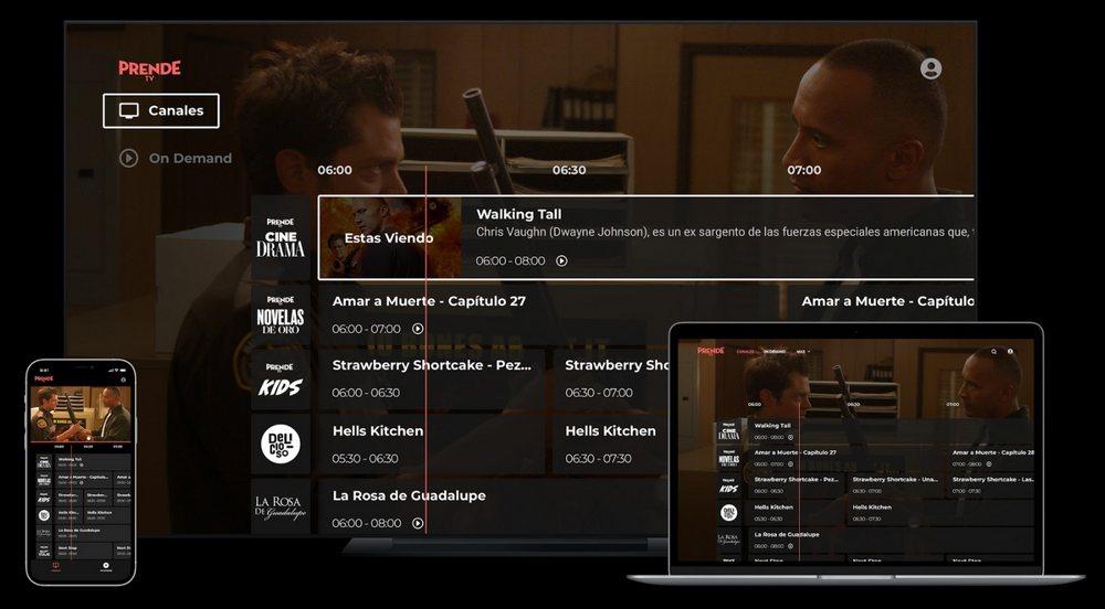 Univision - PrendeTV