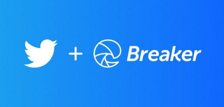 Twitter - Breaker