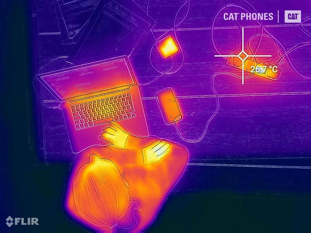 Cat S62 Pro - Cámara Térmica