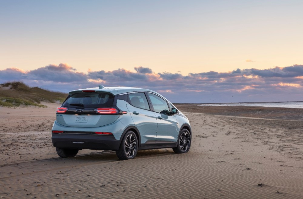 Chevy Bolt EV 2022