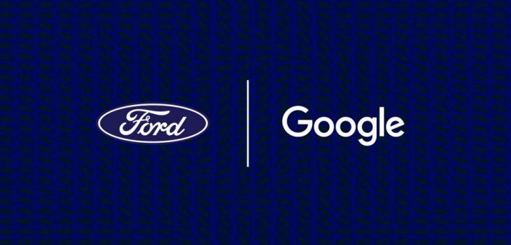 Ford - Google - Vehículos Conectados