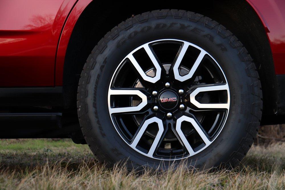 2021 Yukon AT4 4WD