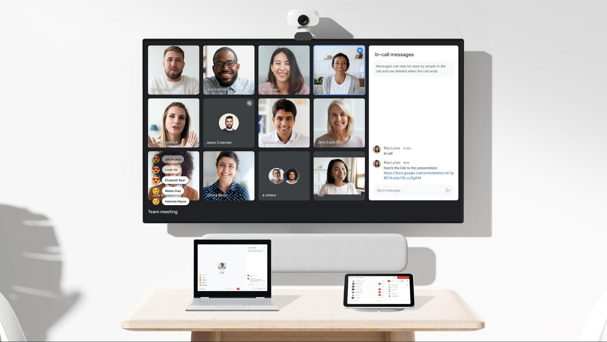 Google Workspace - Google Meet