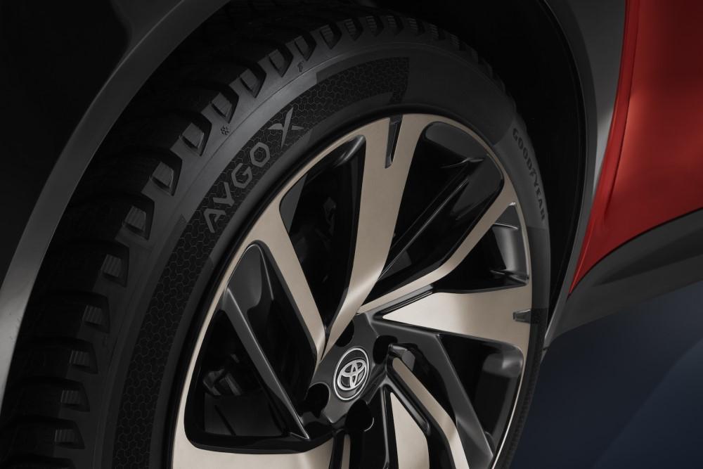 Toyota Aygo X Prologue - Goodyear